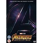 Avengers: Infinity War Filmer Avengers Infinity War [DVD] [2018]